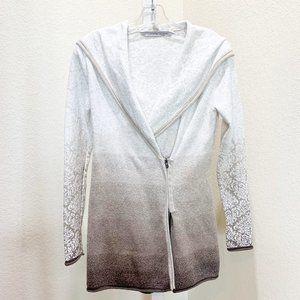 Athleta Side Zip Hooded Sweater   896